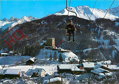 Picture Postcard- Ladis, Chairlift