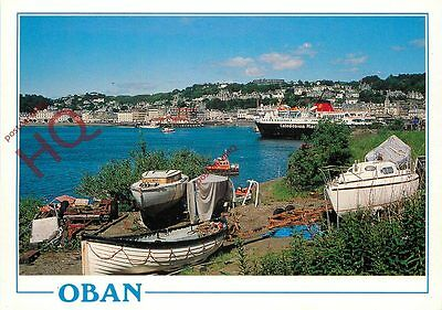 Picture Postcard- Oban, The Harbour