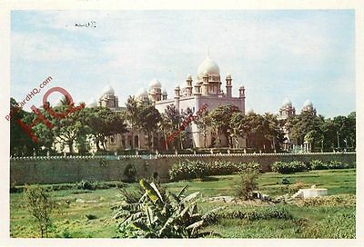 Picture Postcard- Hyderabad, High Court