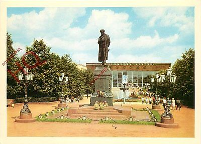 Picture Postcard- Moscow, Statue / Monument