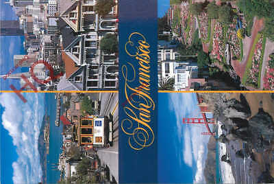 Picture Postcard- San Francisco (Multiview)