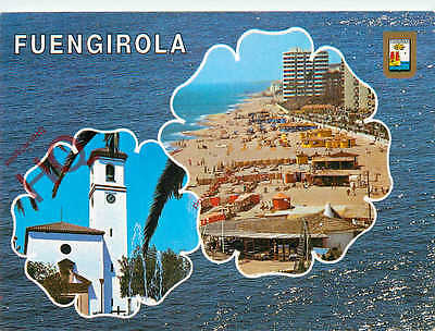 Picture Postcard; Fuengirola (Multiview)