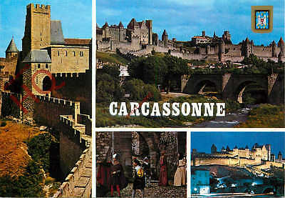 Picture Postcard; Carcassonne (Multiview)