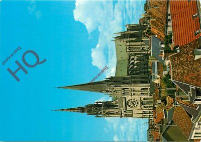 Picture Postcard; Chartres, Cathedrale