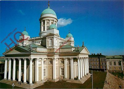 Picture Postcard; Helsinki, Cathedral