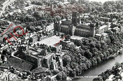 Picture Postcard; Durham Cathedral