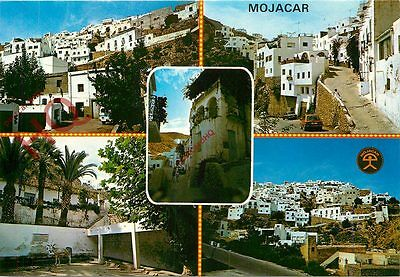 Picture Postcard; Mojacar (Multiview)