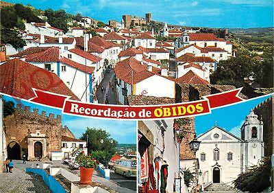 Picture Postcard; Obidos (Multiview)