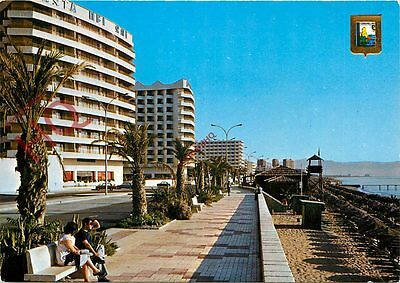 Picture Postcard; Torremolinos, Paseo Maritimo