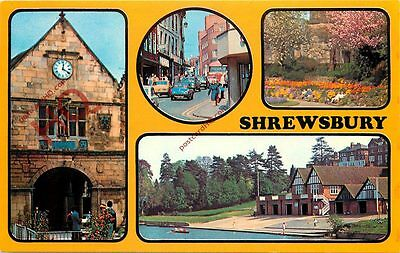 Picture Postcard; Shrewsbury (Multiview)