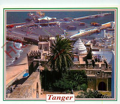 Picture Postcard; Tanger, Tangier, Port