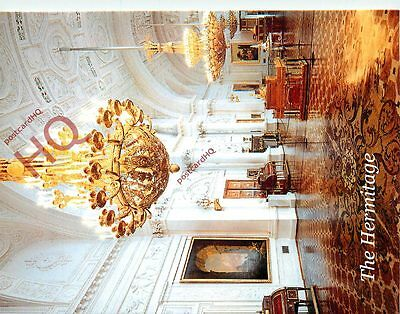 Picture Postcard; The Hermitage, The White Hall