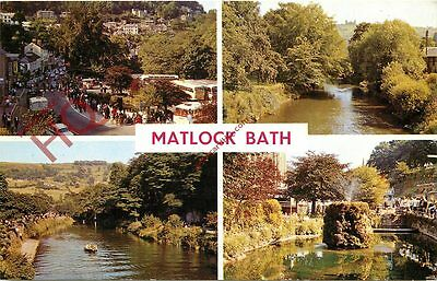 Picture Postcard:;Matlock Bath (Multiview)