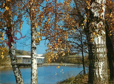 Picture Postcard:;Moscow?, In The Recreation Area