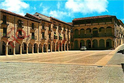 Picture Postcard:;Siguenza, Plaza Mayor