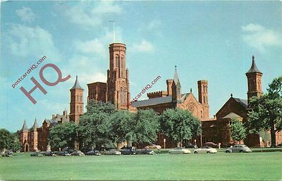 Picture Postcard:;Smithsonian Institution