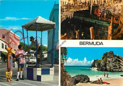 Picture Postcard-:Bermuda (Multiview)
