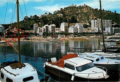 Picture Postcard:-Blanes, The Harbour