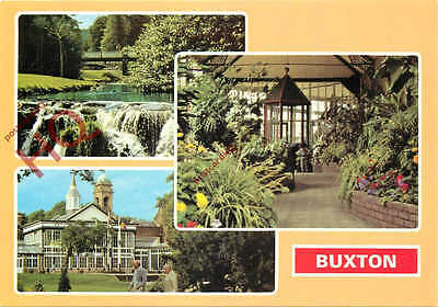 Picture Postcard~ Buxton (Multiview) [Dennis]