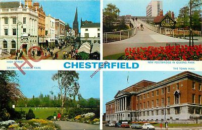 Picture Postcard~ Chesterfield (Multiview) [Dennis]