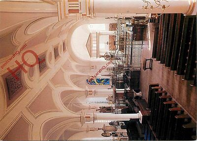 Picture Postcard~ Derby Cathedral Interior