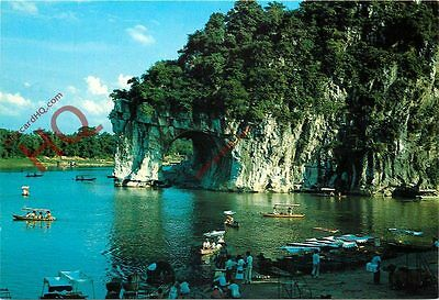 Picture Postcard~ Guilin, Elephant Trunk Hill