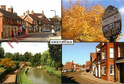 Picture Postcard~ Shefford (Multiview) (3)