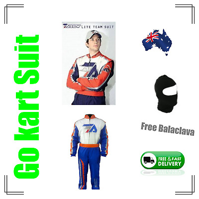 Go Kart Race Suit CIK/FIA Level 2 - (Fast postage, local stock) - Arrow suit