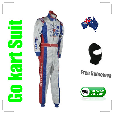 Go Kart Race Suit CIK/FIA Level 2 - (Fast postage, local stock) - Energy suit