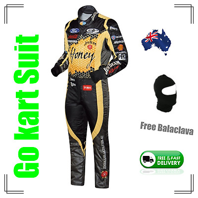 Go Kart Race Suit CIK/FIA Level 2 - (Fast postage, local stock) - Honey Suit