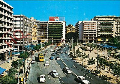 Picture Postcard: Athens, Constitution Square