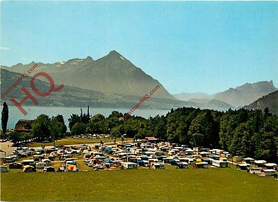 Picture Postcard, Camping Alpenblick