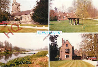 Picture Postcard:-Chenies (Multiview)