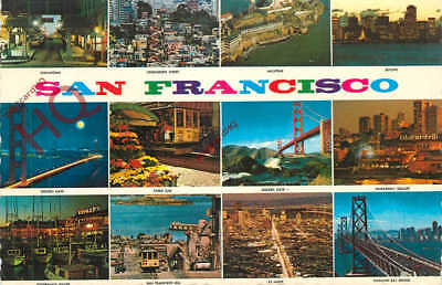 Picture Postcard::San Francisco (Multiview)