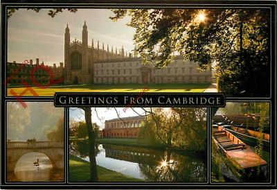 Picture Postcard, Cambridge (Multiview)