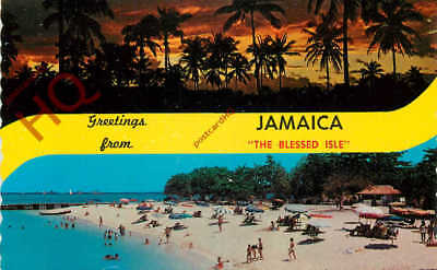Picture Postcard, Jamaica