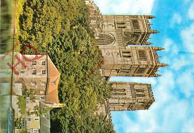 Picture Postcard, Durham, The Cathedral