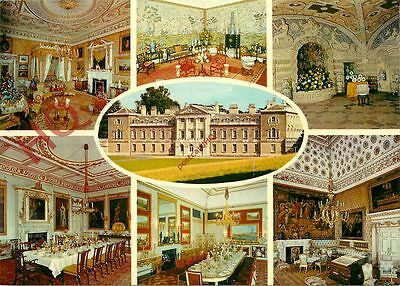Picture Postcard::Woburn Abbey (Multiview)