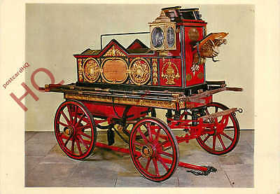 Picture Postcard: FIRE ENGINE, 1862 [LONDON MUSEUM]