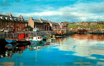 Picture Postcard::Wick, The Harbour