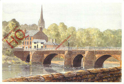 Picture Postcard:;Chester, Old Dee Bridge