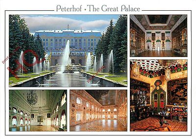 Picture Postcard-:Peterhof, The Great Palace
