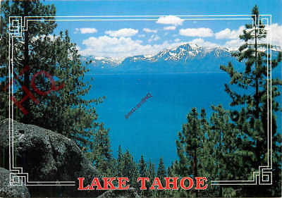 Picture Postcard:-Lake Tahoe
