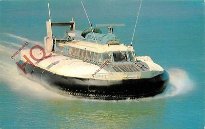 Picture Postcard:;HOVERCRAFT, HOVERLLOYD SWIFT