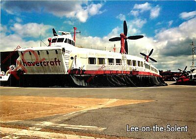 Picture Postcard:;HOVERCRAFT, LEE-ON-THE-SOLENT