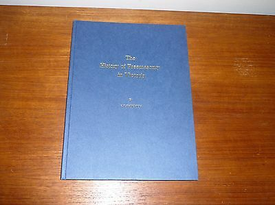 The History Of Freemasonry In Victoria By P.t. Thornton Scarce Book