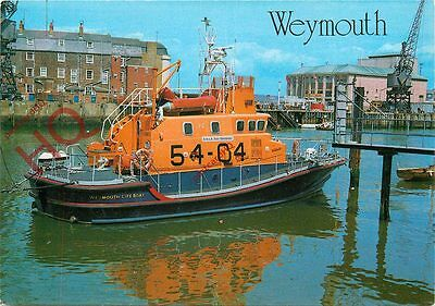 Picture Postcard--THE WEYMOUTH LIFEBOAT