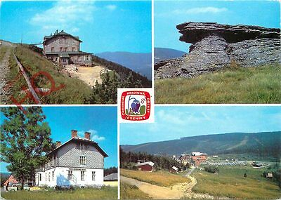 Picture Postcard--Jeseniky (Multiview)