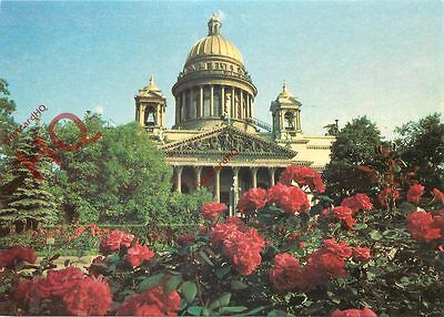 Picture Postcard--Leningrad, St. Isaac's Cathedral