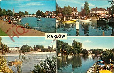 Picture Postcard--Marlow (Multiview)